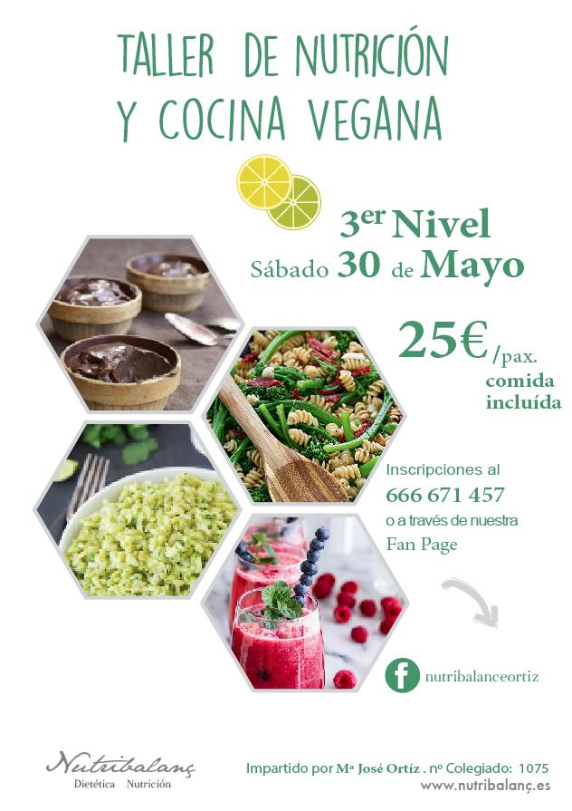 Taller vegano-nutribalanc-mayo-castellon